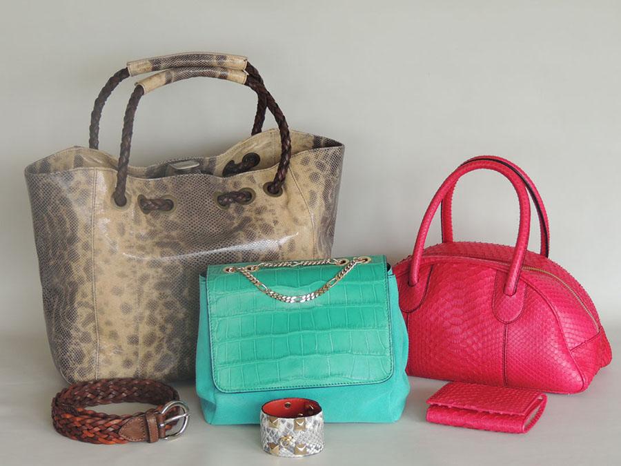 Borse artigianali e accessori in pelle donna di A&A Pelletteria