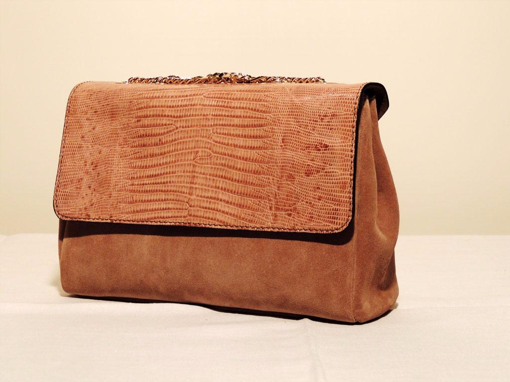 borse in coccodrillo: borse in pelle di coccodrillo