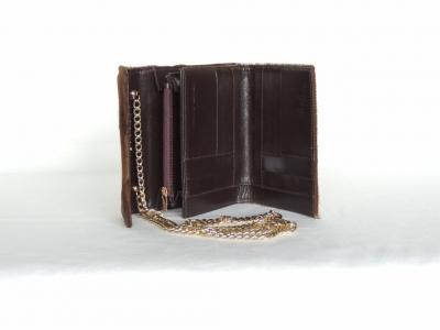 borse lucertola e karung: borsa in pelle di lucertola